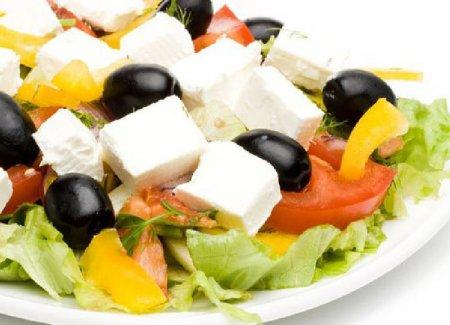 Греческий салат!