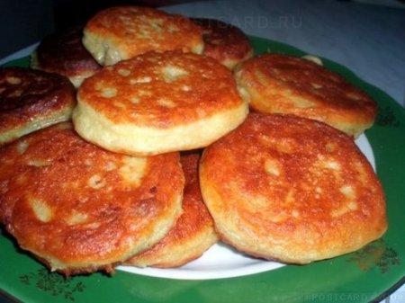 Пирожки из творога