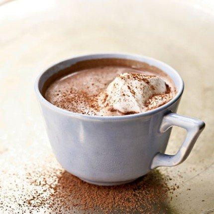 Горячий шоколад простой рецепт