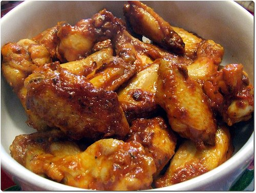 Рецепты курица второе