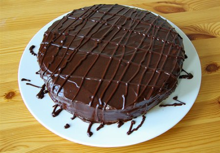 Торт Прага простой рецепт