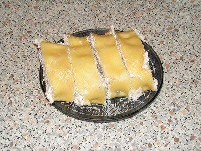 Рецепт сырных рулетов с творогом