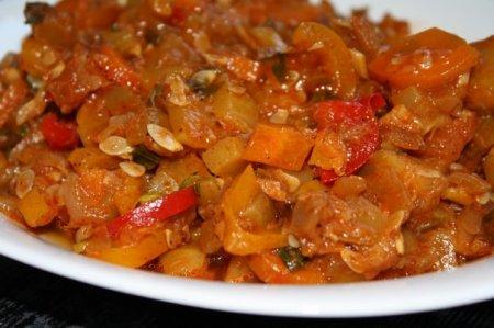 Рецепт Готовим рагу из кабачков