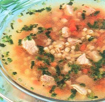 Рецепт Как приготовить суп по-шотландски