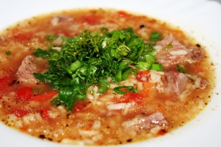Паприкаш венгерское блюдо