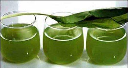 Рецепт Вкусный кисель из щавеля