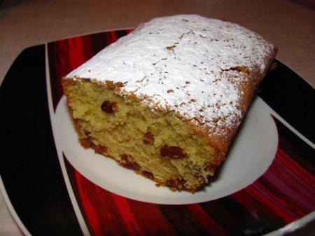 Рецепт Как готовят кекс во Львове