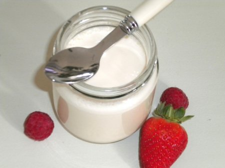 Рецепт Рецепт йогурта в домашних условиях