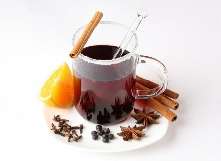 Как приготовить кофе-глинтвейн