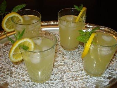 Рецепт Полезный напиток из имбиря.