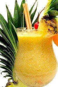Способ приготовления физа ананасового