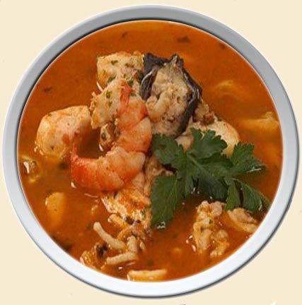 Как приготовить суп сицилийский