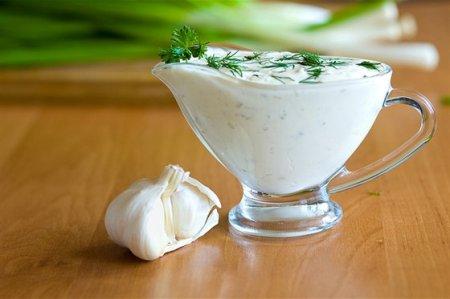 Рецепт Как приготовить вкусный укропный соус