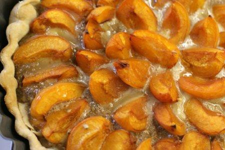 Рецепт приготовления Абрикосового пирога