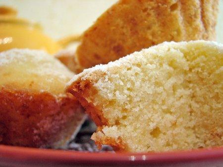 Кексы вкусные, рецепт в формочках