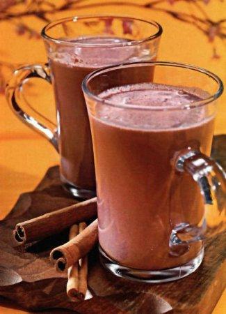 Рецепт Горячий шоколад в домашних условиях.