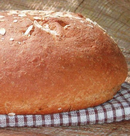 Готовим хлеб в домашних условиях