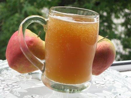 Рецепт Готовим яблочный квас