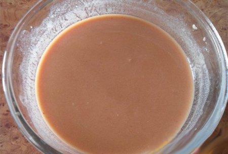 Соус со сметаной и томатной пастой