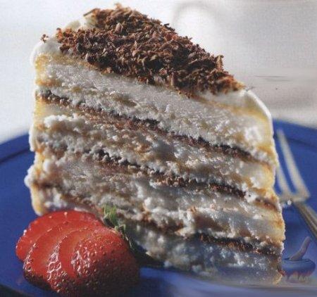Готовим торт А-ля тирамису