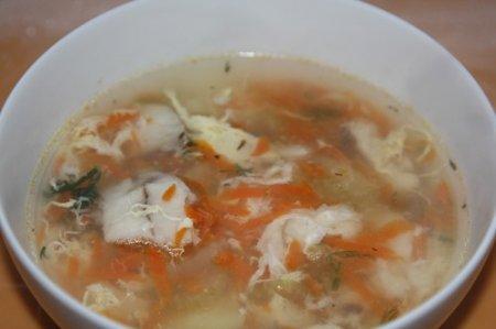 Рецепт Как приготовить рыбный суп с рисом