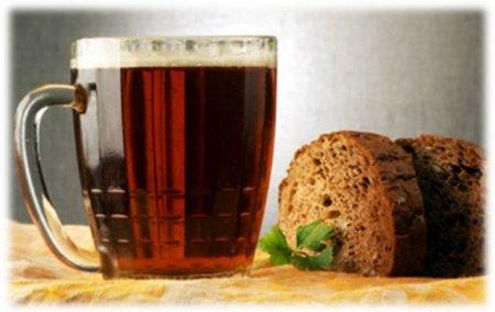 Рецепт Как сделать Хлебный квас