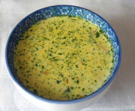 Рецепт Суп креветочный