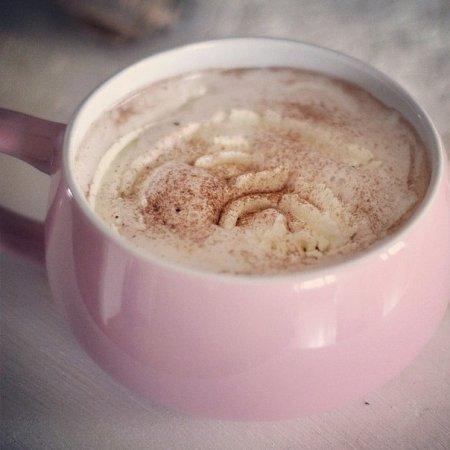 Рецепт вкусного какао на сливках