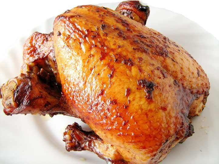 как духовке испечь курицу в духовке