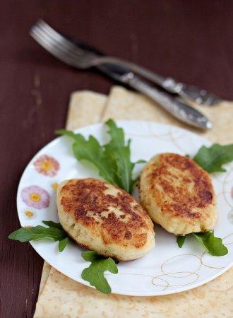 Рецепт Пирожки с мясом из картофельного теста