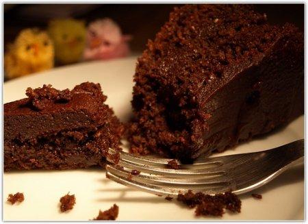 Шоколадный пирог рецепт по-американски
