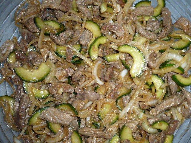 рецепты салатов с со свежими огурцами