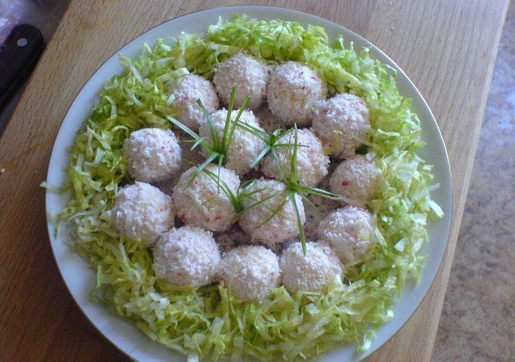 Рецепты салатов простых