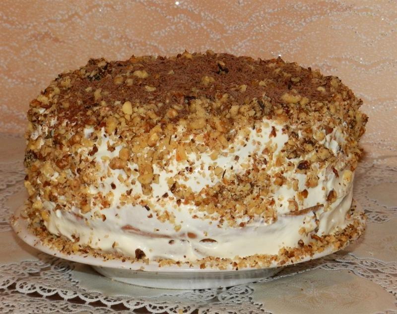 с Многоцветный фото рецепт торт