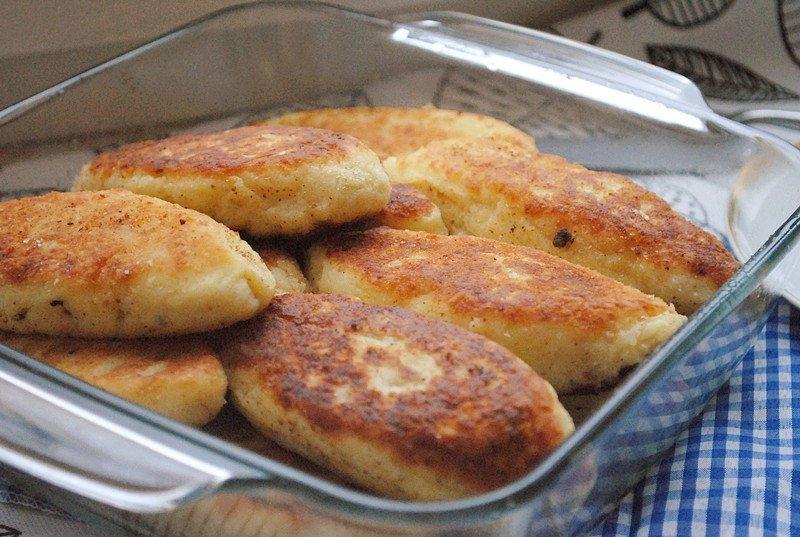зразы картофельные рецепты с фото