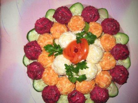 Салат Оригинальный праздничный
