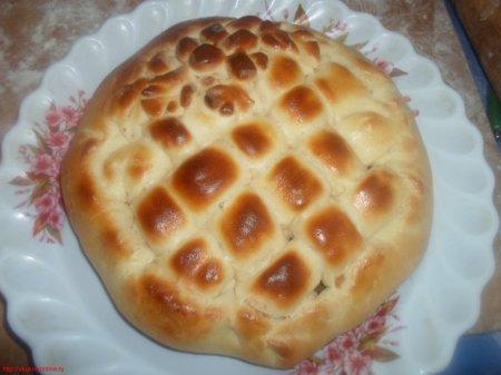 Рецепт Пирог плетеная корзинка
