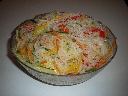 "Рецепт Корейский салат ""Фунчоза"""