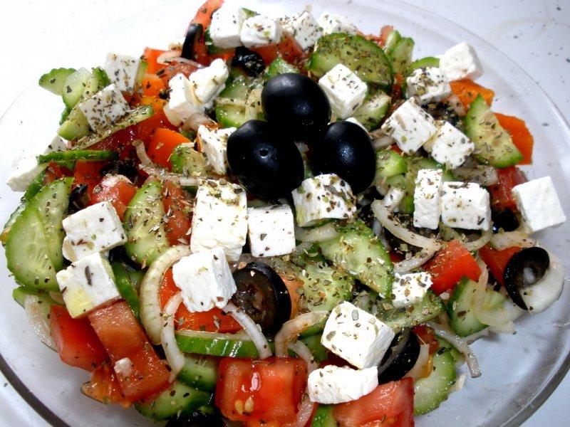 Рецепти салаты с фото