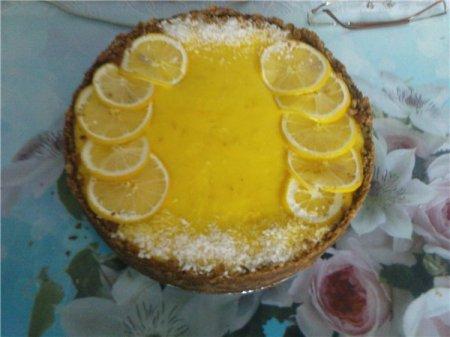 Рецепт Воздушный торт с лаймом