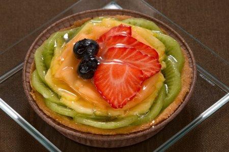 Фруктовое желе - летний десерт