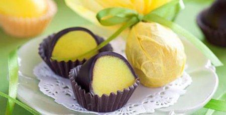 """Рецепт Пасхальные конфеты """"Шоколадные яйца"""""""