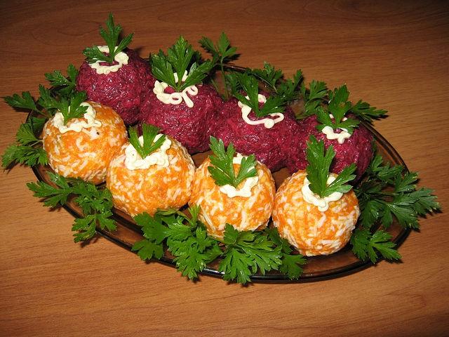 Оригинальные и вкусные рецепты салатов с фото простые и вкусные