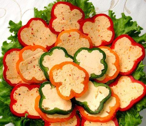 фаршированные помидоры холодная закуска рецепт