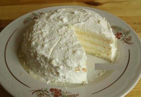 Рецепт Тортик для худеющих