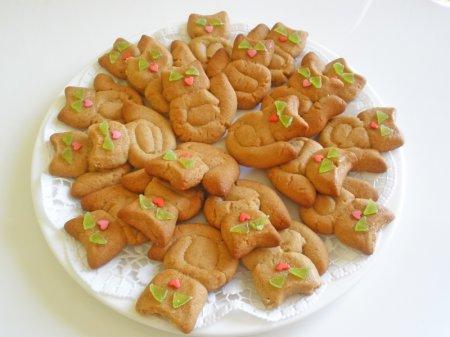"""Печенье """"Пасхальные котики и кошечки"""""""