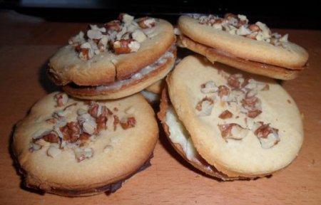 Печенье медовое двойное