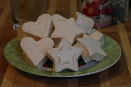 Рецепт Яблочная пастила (маршмелоу) из желатина