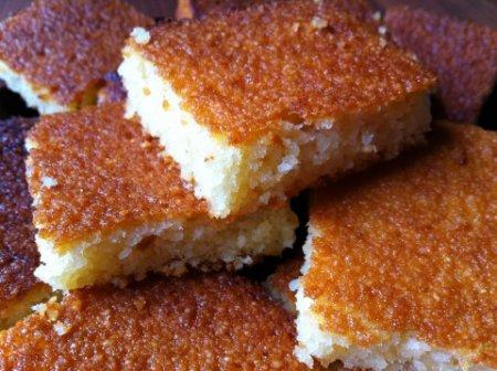 Рецепт Манник из кус-куса