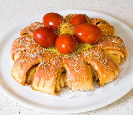 Рецепт Пасхальный цветок
